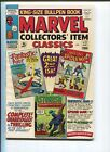 MARVEL COLLECTORS ITEM CLASSICS 2 90 VF NM ONE OWNER STRICTLY GRADED
