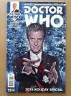 DOCTOR WHO 12th (2014) #16 PHOTO COVER B by WILL BROOKS TITAN NM 1ST PRINTING