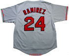 Manny Ramirez Signed Autographed Boston Red Sox Custom Jersey 04 WS MVP TRISTAR