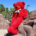 Joyfay Giant Teddy Bear 78 200cm Red Stuffed Plush Toy Valentine Gift