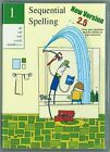 Volume 1 Sequential Spelling DVD ROM NEW Version 25 Classic Series 2014