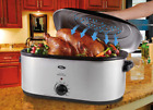 Portable Countertop Oven Electric Space Saving Large Indoor Food Slow Cooker NEW