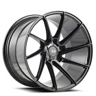 19 SAVINI BM15 BLACK CONCAVE WHEELS RIMS FITS LEXUS GS350 GS450H GS460
