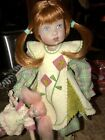 "Helen Kish Redhead Bitty Bethany 11"" Doll With Kishlet Whimsie"