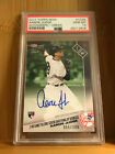 2017 Topps Now AARON JUDGE #103A RC Auto 2 Home Run Game PSA 10