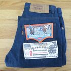 VINTAGE ORIGINAL DEADSTOCK LEVIS SADDLEMAN BOOT JEANS 1970s W30 L29 MADE IN USA