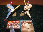 Starting Lineup Philadelphia Phillies Combo Richie Ashburn & Mike Schmidt loose