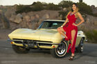 1965 Chevrolet Corvette COUPE NUMBERS MATCHING SHOW QUALITY RARE COLOR RARE EXCEPTIONAL 1965 CORVETTE COUPE GOLDWATER YELLOW NUMBERS MATCHING 300HP 327