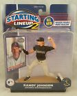 2001 RANDY JOHNSON STARTING LINEUP 2 BIGGER FIGURE ARIZONA DIAMONDBACKS NEW