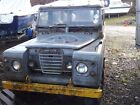 land rover series 3 Diesel with 88 inch galvanised chassis