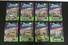 Lot of 8 MUSCLE MACHINES Import Tuner Series Cars 1 64 Diecast