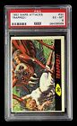 MARS ATTACKS 1962 TOPPS *TRAPPED* CARD NO. 30 NO QUALIFIERS PSA 6