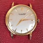 IWC International Watch Co Solid 18k Gold Watch Cal.89 1950s *What A Find!*