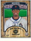 JOSE REYES NEW YORK METS 2009 PRO MODEL PICTURE AUTOGRAPH