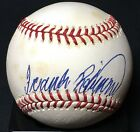 Frank Robinson Baltimore Orioles Signed ONL Baseball JSA Authenticated