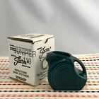 Fiestaware Juniper Mini Disc Pitcher Fiesta Retired Green Creamer NIB