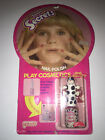 SWEET SECRETS | PLAY COSMETICS and JAWELRY NAIL POLISH  | GALOOB 1986 | MOC NEW