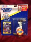 Starting Lineup Darryl Strawberry 1991 w/ Coin Kenner Extended Series w/ Coin