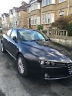 Alfa Romeo 159 LUSSO 20 Jtdm 16v Please read the advert in full for repair
