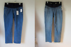 GAP 1969 Crop Kick Demi Panel Maternity Cropped Jeans Size 25 or 28 New Nwt