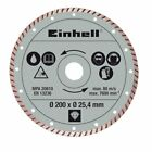 Einhell Turbo Concrete Tiles Angle Cutting Disc for RT-TC 520 U/ TE-TC 620 U