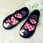 Mini Melissa Inspired Girls Shoes Jelly Princess Bows Mickey Minnie Mouse