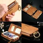 Mobile Wallet Classic wallet models 6plus bracket phone case Vintage holster