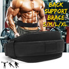 S M L XL Body Building Weight Lifting Dipping Waist Belt Exercise Gym Training
