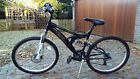 Active Mission 21 Gear 19 Inch Frame Mountain Bike With Dual Suspension Exc