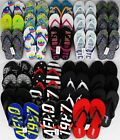 AEROPOSTALE WOMENS  MENS SANDALS LOT OF 30 FLIP FLOPS SHOES RESALE WHOLESALE