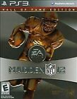 Madden 12 Hall of Fame Edition Swag Includes Autographed Marshall Faulk Card 2