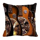 "Gitar Cushion Cover Sofa Home Décor Pillow Case 12"" 16"" 18"" 20"""