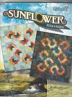 Sunflower Illusions Paper Piecing Pattern 2015 by Judy Niemeyer for Quiltworx