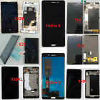 LCD Display Digitizer Touch Screen for Nokia 1020 730 925 930 950 950XL W/ Frame