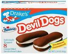 Drake's by Hostess 8 ct Devil Dogs Creme Filled Devil's Cakes 12.8 oz (Pack o...