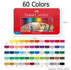 Faber Castell Assorted 4860 Colors Classic Color Pencil Tin Set Art Drawing