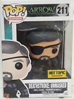 Funko Pop unmasked Deathstroke Hot Topic exclusive