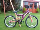 Raleigh Mission Extreme Girls Mountain Bike 20 Wheels Rarely Used