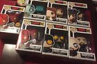 Hellboy Funko Pop! Set with Chase (7 figures) Hellboy Chase Full Set Mint in Box