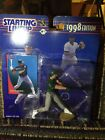 JOSE CANSECO 1998 BASEBALL STARTING LINEUP  OAKLAND A'S Unopened