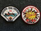 Royal Rangers Nebraska District Summer  Winter Pow Wow Patches 2011