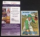 Catfish Hunter Cards, Rookie Card and Autographed Memorabilia Guide 36