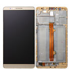 Gold LCD Display + Touch Screen Digitizer Assembly For Huawei Ascend Mate 7 TL10
