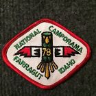 Royal Rangers National Camporama Patch 1978 Farragut Idaho