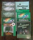 A Beka Science Order  Reality and Health A Healthier You 7th Grade Book Bundle