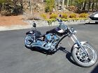2008 Custom Built Motorcycles Chopper 2008 American Performance Cycle Wild Card S240