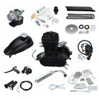50cc Bike 2 Stroke Gas Engine Motor Kit DIY For Motorized Bicycle Cycle Black VN