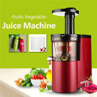 150W 1-1.5L Fruits Vegetable Juice Maker 80rmp Slow Speed Juicer Machine Kitchen