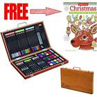 Art Set Kit For Kids Teens Adults Supplies Drawing Painting Professional Art Set