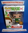 Buddy Elf Chase POP Vinyl Figure #484 With Jack In Box Funko - Elf The Movie New